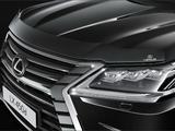 Дефлектор капота Lexus LX 570 за 75 300 тг. в Атырау