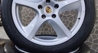 Оригинальные диски Porsche r20 за 140 000 тг. в Нур-Султан (Астана)