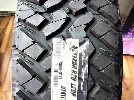 Nitto 37x12.50R20 120p Trail Grappler M/T за 105 000 тг. в Алматы – фото 2