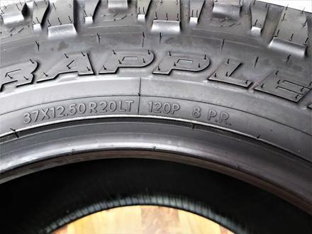 Nitto 37x12.50R20 120p Trail Grappler M/T за 105 000 тг. в Алматы – фото 11