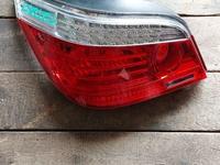 Фонарь задний левый рестайлинг на BMW 525 e60, оригинал из… за 50 000 тг. в Алматы