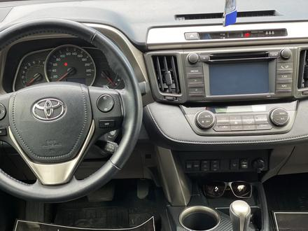 Toyota RAV 4 2014 года за 9 000 000 тг. в Караганда – фото 12
