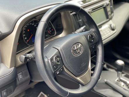 Toyota RAV 4 2014 года за 9 000 000 тг. в Караганда – фото 13