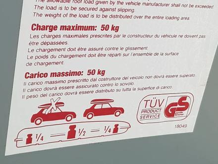 Автобокс Багажник. за 59 000 тг. в Кокшетау – фото 4