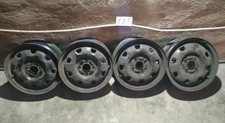 Диски штамповка R14 (4*100, ЦО 54, 1) Toyota, оригинал б у из Европы 4 шт. за 20 000 тг. в Караганда