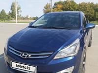 Hyundai Accent 2014 года за 4 500 000 тг. в Костанай