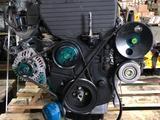 Двигатель G4JP 2.0i 131-137 л. С Hyundai Sonata за 110 000 тг. в Челябинск – фото 2