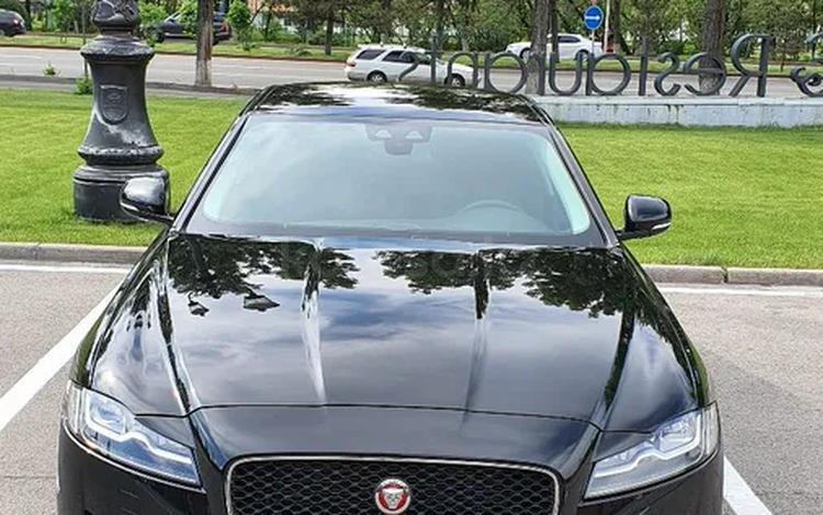 Jaguar XF 2018 года за 18 700 000 тг. в Алматы