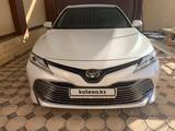 Toyota Camry 2019 года за 16 700 000 тг. в Актау – фото 5