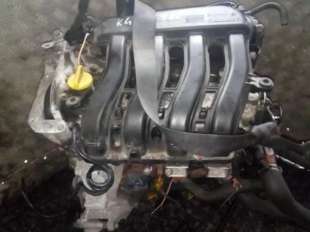 Двигатель k4m рено дастер 1.6 за 270 000 тг. в Актобе
