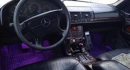 Mercedes-Benz S 420 1995 года за 2 325 000 тг. в Кентау – фото 4