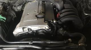 Двигатель мерседес 124 об 28 за 350 000 тг. в Алматы