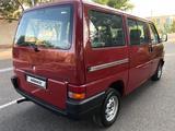 Volkswagen Transporter 1992 года за 2 200 000 тг. в Тараз – фото 4