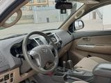 Toyota Fortuner 2011 года за 8 200 000 тг. в Актау – фото 4