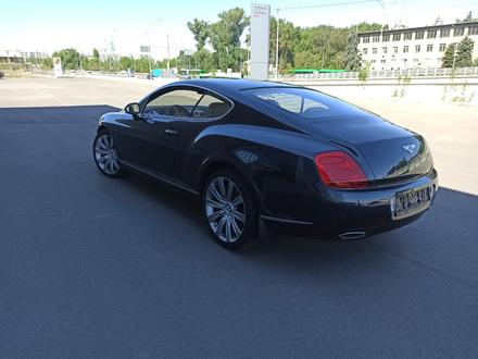 Bentley Continental GT 2006 года за 12 800 000 тг. в Алматы – фото 4