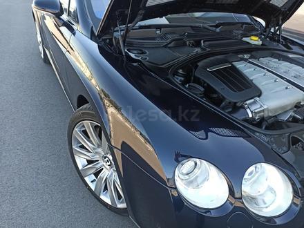 Bentley Continental GT 2006 года за 12 800 000 тг. в Алматы – фото 8