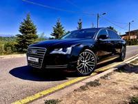 Audi A8 2011 года за 8 800 000 тг. в Алматы