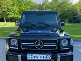 Mercedes-Benz G 55 AMG 2006 года за 13 990 000 тг. в Алматы – фото 2