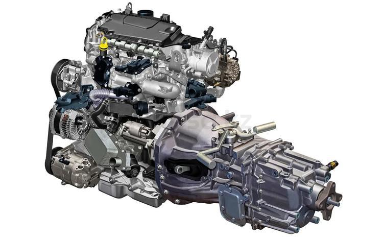 Комплект — двигатель, форсунки, тнвд, ЭБУ, АКПП, МКПП 1995-2019г за 150 510 тг. в Нур-Султан (Астана)