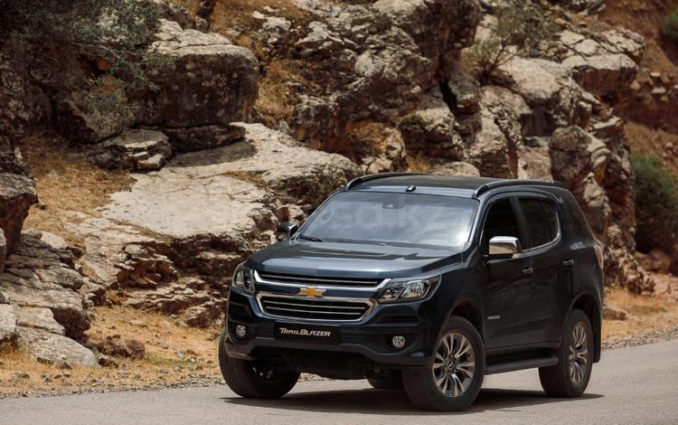 Chevrolet TrailBlazer 2021 года за 15 490 000 тг. в Актау