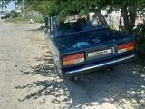 ВАЗ (Lada) 2107 2003 года за 600 000 тг. в Туркестан – фото 3