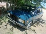 ВАЗ (Lada) 2107 2003 года за 600 000 тг. в Туркестан – фото 4