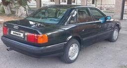 Audi 100 1991 года за 1 750 000 тг. в Тараз – фото 4