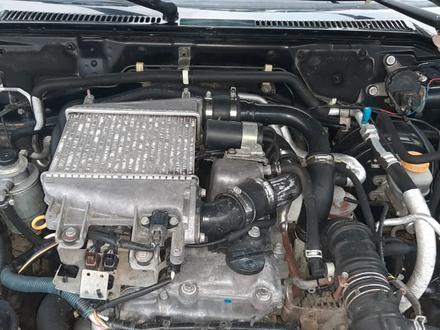 Двигатель в сборе с навесным 3 литра дизель за 520 000 тг. в Алматы – фото 4