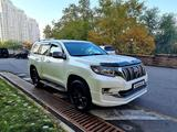 Toyota Land Cruiser Prado 2019 года за 29 800 000 тг. в Алматы