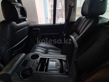 Салон, сиденья, дверные карты Range Rover за 750 000 тг. в Караганда – фото 7