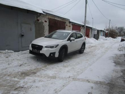 Subaru XV 2018 года за 222 333 тг. в Нур-Султан (Астана)