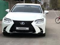 Lexus GS 350 2013 года за 16 000 000 тг. в Алматы