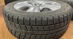 Комплект дисков Enkei R20 с зимней резиной Toyo Observe 265/50 R20 за 450 000 тг. в Алматы – фото 5