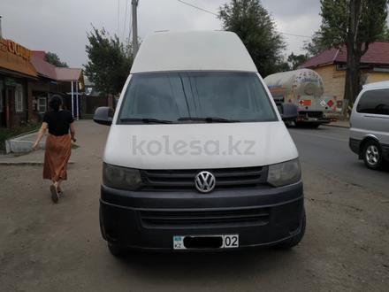 Volkswagen Transporter 2010 года за 5 800 000 тг. в Алматы – фото 4