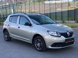 Renault Sandero 2017 года за 3 950 000 тг. в Нур-Султан (Астана)