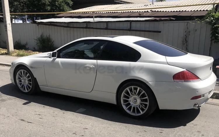 BMW 645 2005 года за 8 500 000 тг. в Тараз
