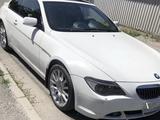 BMW 645 2005 года за 8 500 000 тг. в Тараз – фото 3