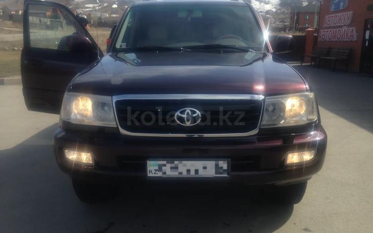 Toyota Land Cruiser 2005 года за 7 500 000 тг. в Усть-Каменогорск