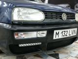 Тюнинг бампер RIEGER на Golf 3 VW за 35 000 тг. в Алматы