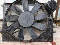 Вентилятор радиатора на Мерседес W220 S320 за 45 000 тг. в Алматы