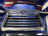 Lexus Lx 570 решетка радиатора б/у за 180 000 тг. в Актау – фото 2