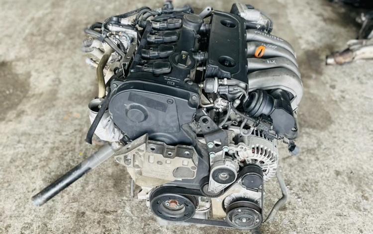 Контрактный двигатель Volkswagen Passat b6 Fsi объём 2.0 л за 300 000 тг. в Нур-Султан (Астана)