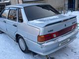 ВАЗ (Lada) 2115 (седан) 2007 года за 670 000 тг. в Караганда – фото 3