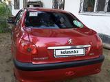 Peugeot 206 2007 года за 2 200 000 тг. в Костанай – фото 2