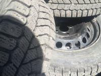 Комплект шины зимние на стальных дисках 185х65х15 за 50 000 тг. в Караганда