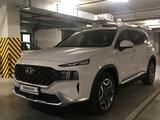 Hyundai Santa Fe 2021 года за 21 450 000 тг. в Алматы