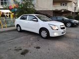 Chevrolet Cobalt 2021 года за 5 800 000 тг. в Алматы