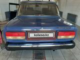 ВАЗ (Lada) 2107 2004 года за 720 000 тг. в Костанай – фото 4