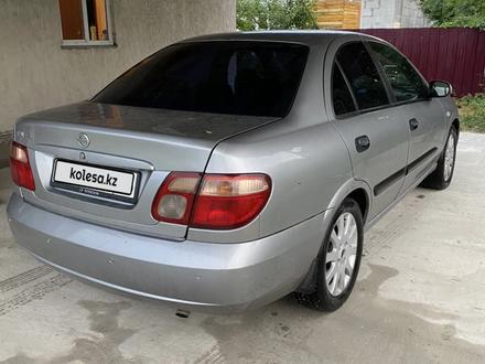 Nissan Almera 2005 года за 2 400 000 тг. в Алматы – фото 3