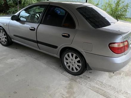 Nissan Almera 2005 года за 2 400 000 тг. в Алматы – фото 4